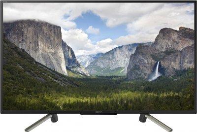 Телевизор Sony KDL43WF665BR Black