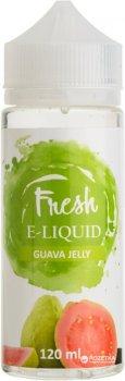 Рідина для електронних сигарет Fresh Guava Jelly (Гуава)