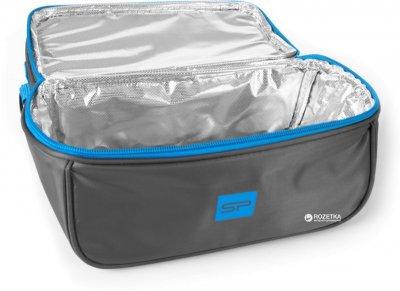 Ланч-бег Spokey Lunch Box Grey/blue (921872_Spokey)