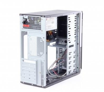 Корпус ProLogix B20/2008 Black PSS-460W-12cm; 3 hdd, 4 sata, 6pin и 8pin разъемы, крепление для SSD