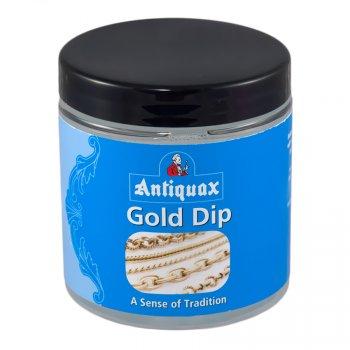 Розчин для чищення золота Antiquax Gold Dip 225 мл
