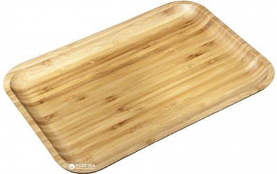 Дошка сервірувальна Wilmax Bamboo прямокутна 20.5х10 см (WL-771050)