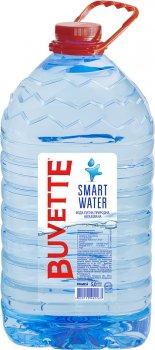 Упаковка минеральной негазированной воды Buvette Smart Water 5 л по 2 бутылки (4820115402270)