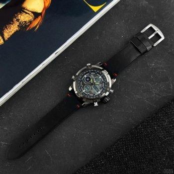 Часы наручные AMST 3022 All Black Smooth Wristband