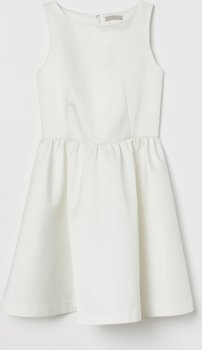 Плаття H&M 0834383-1 Молочне