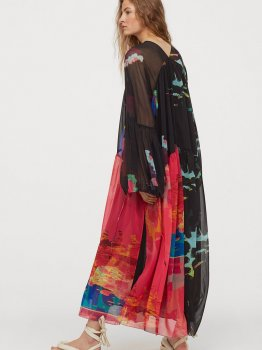 Плаття H&M Studio 0844090-1 Чорне