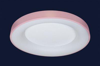 Плоский Стельовий Світильник З Пультом 78Вт Levistella 752L59 Pink Рожевий