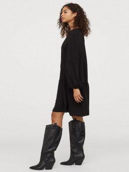 Плаття H&M 0855198-1 Чорне