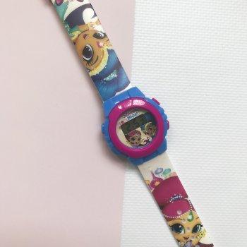 Годинники наручні Kids Euroswan Shimmer&Shine різнокольорові (4140)