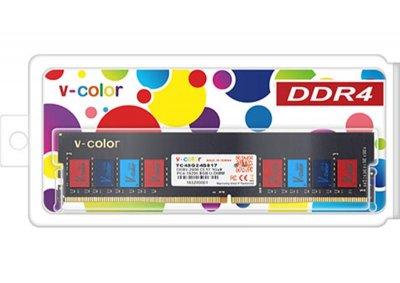 Модуль пам'яті DDR4 8GB/2400 V-Color Colorful (TC48G24S817)