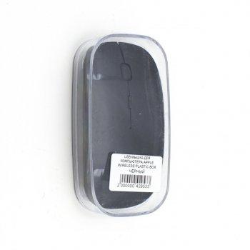 Миша ZBS Wireless Plastic Box Black (PlasticBox)