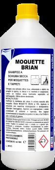 Шампунь для ковров с сухой пеной Kiter Moquette Briane, 1 л