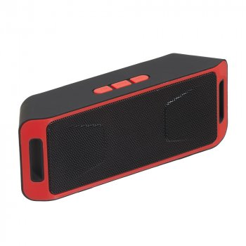 Портативна Bluetootch колонка MusicBox 308 Red