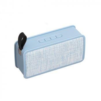Портативна Bluetootch колонка MusicBox jc-200 Blue