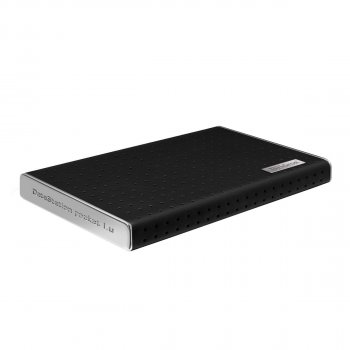 "Жорсткий диск TrekStor DataStation Pocket l.u 320GB TS25-320PLU 2.5"" USB 2.0 External Black Refurbished"