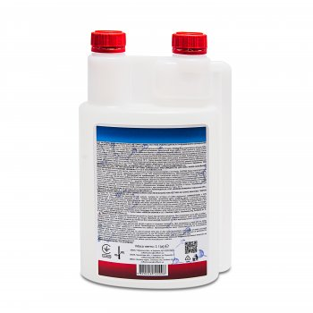 Средство для очистки молочных систем Coffeein clean MILK жидкость (1L)