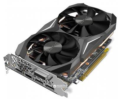 Zotac GeForce GTX 1070 Ti Mini Bulk 8GB GDDR5 (256bit) (1607/8000) (DVI, 2 x HDMI, 2 x DisplayPort) (ZT-P10710J-10B)