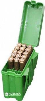 Кейс МТМ R-20 для патронов 308win, 30-06 на 20 патр. Зеленый (17730497)