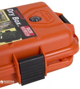 Кейс МТМ Survivor Dry Box утилитарный Оранжевый (17730868)