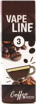 Рідина для електронних сигарет Vape Line Coffee 10 мл (Кава)