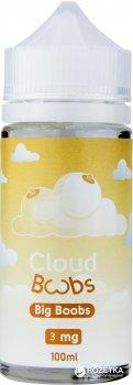 Рідина для електронних сигарет Cloud Boobs Big Boobs 100 мл (Суниця + карамель)