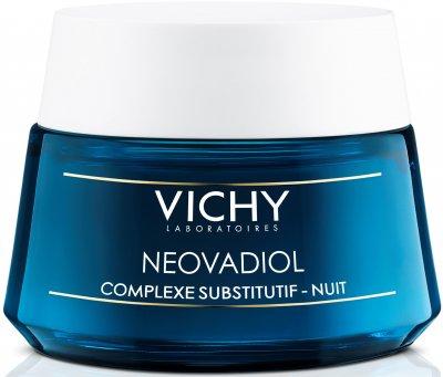 Крем-уход Vichy Neovadiol ночной антивозрaстной с компенсирующим эффектом для кожи всех типов 50 мл (3337875483940)