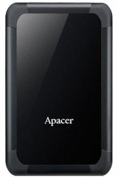 """Накопитель внешний HDD 2.5"""" USB 2.0TB Apacer AC532 Black (AP2TBAC532B-1)"""