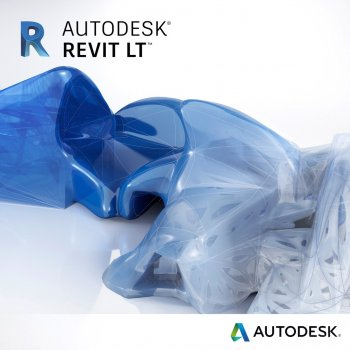 Autodesk AutoCAD Revit LT Suite 2021 Commercial New Single-user ELD 3-Year Subscription (електронна ліцензія) (834M1-WW9596-L967)