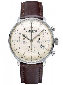 Годинник Junkers Bauhaus Chrono 6086-5