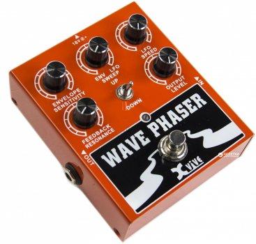 Педаль эффектов Xvive W1 Wave Phaser