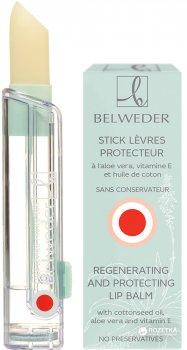 Губная помада Belweder с экстрактом алоэ витамином Е и хлопковым маслом 3.5 г (850206BWD) (3760102850206)