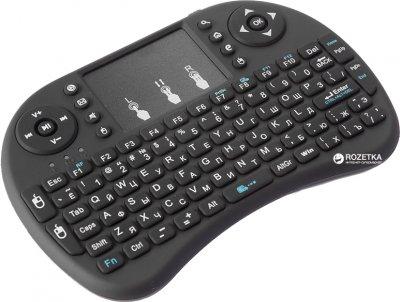 Клавіатура бездротова Protech Mini Keyboard з тачпадом (PM-7641)