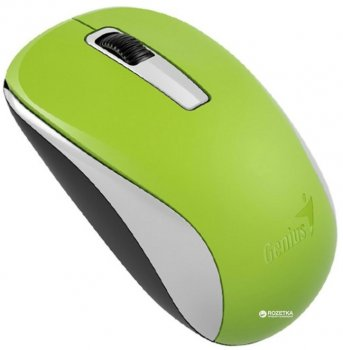 Мышь Genius NX-7005 Wireless Green (31030127105)