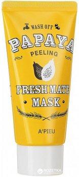 Маска-пилинг A'pieu Fresh Mate с папайей 50 мл (8806185733366)