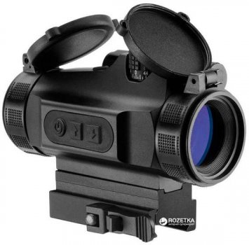 Коліматорний приціл Barska AR-X Red Dot 1x30 mm HQ (Weaver/Picatinny) (925762)