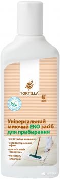 Універсальний миючий Еко-засіб для прибирання з антибактеріальною дією Tortilla 500 мл (4820178060127)