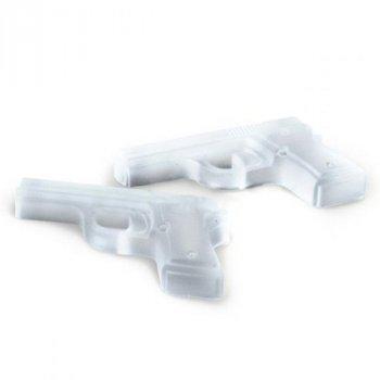 Форма для льда Kitchen Craft Handgun FREEZE