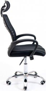 Кресло Rondi Бласт Хром Черное (1410198535)
