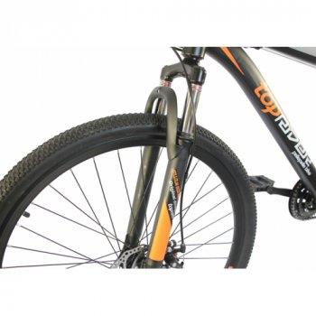 Электровелосипед Toprider Mb-48-1000 29 Дюймов Черно-Оранжевый