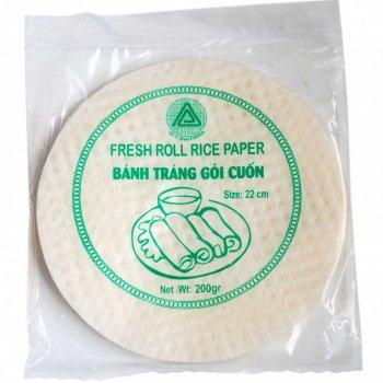Рисовий папір Banh Trang 22см 200г