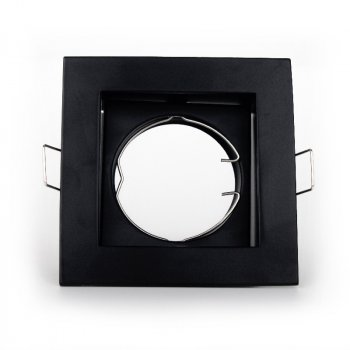 ElectroHouse LED світильник стельовий модульний чорний