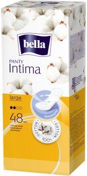 Ежедневные гигиенические прокладки Bella Panty Intima Large 48 шт (5900516312671)