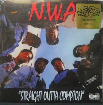 Виниловая пластинка N.W.A. Straight Outta Compton (Usa) (EAN 0602537498031)