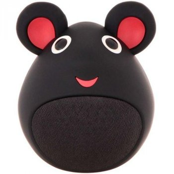 Портативна бездротова Bluetooth колонка у формі мишки iCutes MB-M919 NEW Чорна