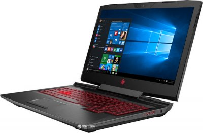 Ноутбук HP Omen 17-an133ur (4PN19EA) Black