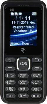 Мобільний телефон 2E S180 DualSim Red