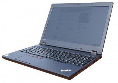 Б/у Ноутбук Lenovo Thinkpad l560 / Intel Core i5 (6 покоління) / 8 Гб / 240 Гб / Клас A