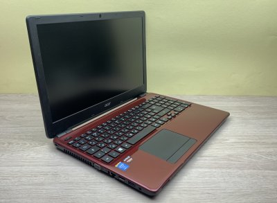 Б/у Ноутбук Acer Aspire E1-572 / Intel Core i7 (4 покоління) / 8 Гб / Клас B