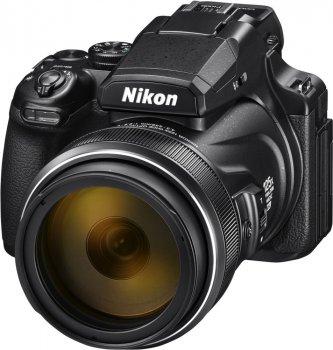 Фотоапарат Nikon Coolpix P1000 Офіційна гарантія! (VQA060EA)