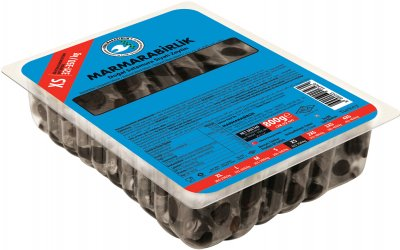 Маслины вяленые Marmarabirlik черные XS 800 г (8690103113435)